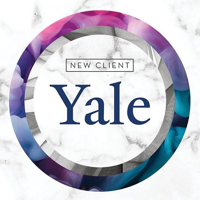 Yes, THAT Yale university! #pinchme  Just finished creating two logos and an investment deck for a new app being developed by Yale University School of Medicine. Can't wait to share the work once funding is in place! #newwork #topsecret #carecreative