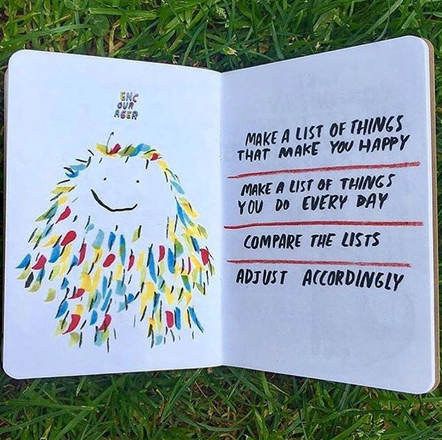 Yup! #doit #happiness . . . 📷: @dallasclayton