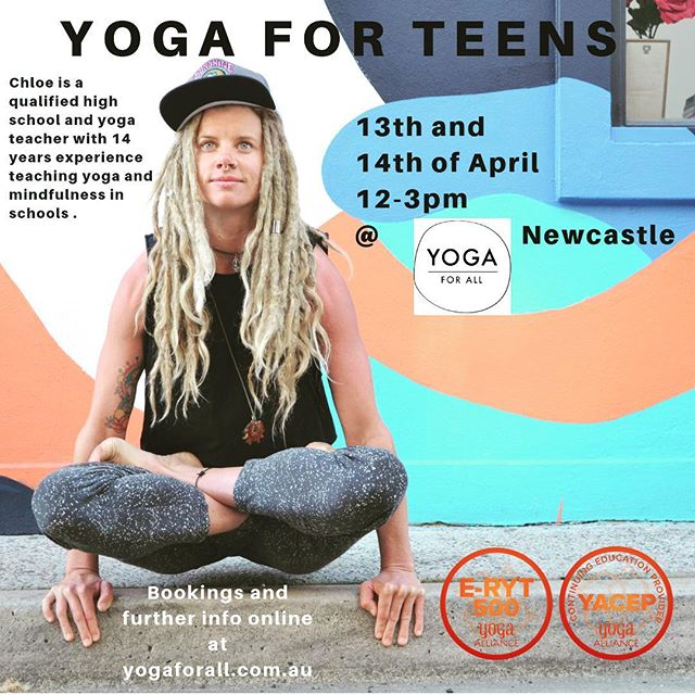 🙏💖 @yogaforallaustralia  #yoga #yogaforteens #yogaworkshop #yogaeverydamnday #mentalhealth #mentalhealthawareness #education #teachers #newcastleyoga #travellingyogi #spreadtheword #youngpeoplematter #selfcare #mindfulness #kidsyoga #nextgeneration #meditation #yogateacher #teachyoga #yogastudent #safespace #yogaaustralia #yogaforall #teens