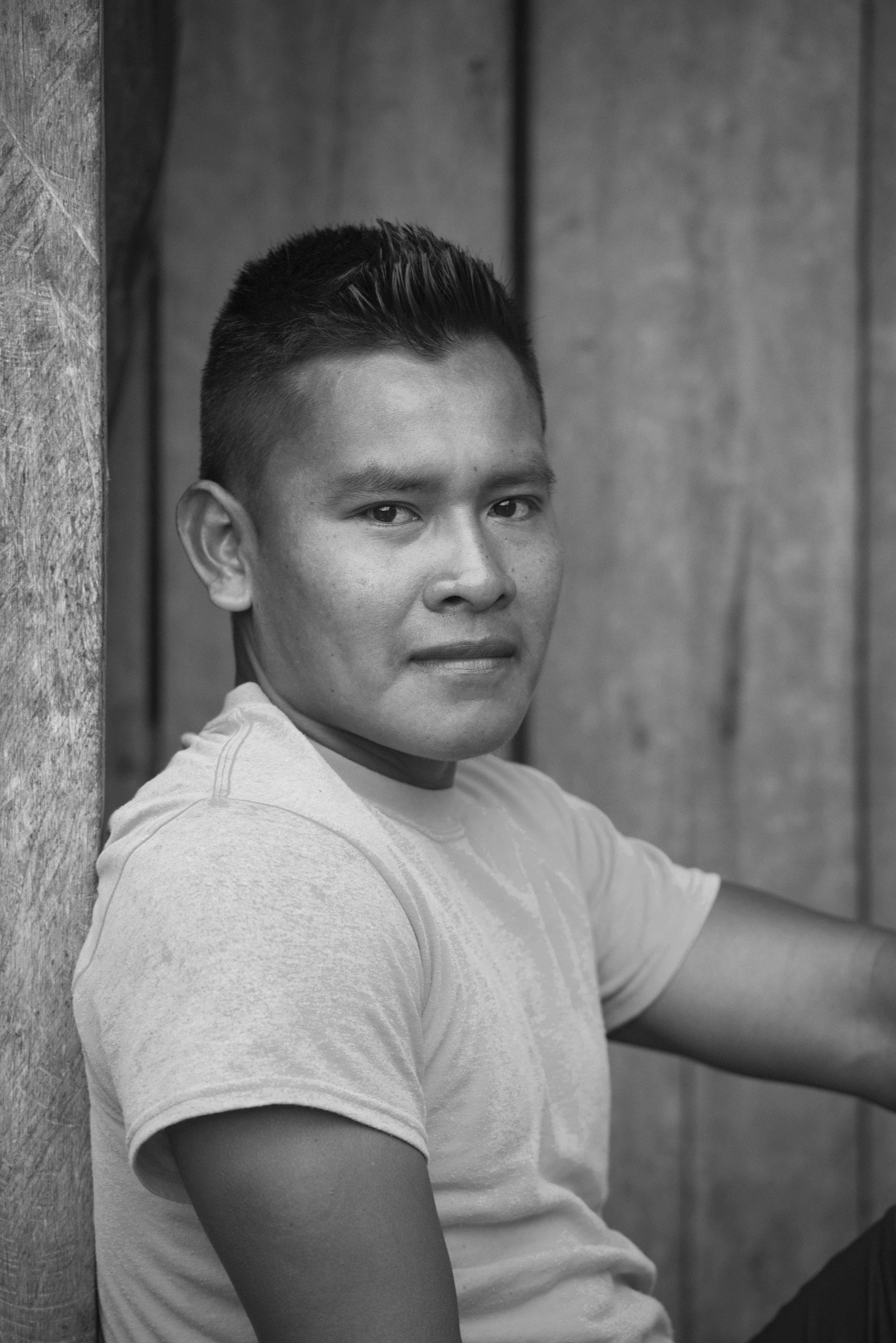 Adilson Payaguaje Payaguaje, Senior Solar Technician