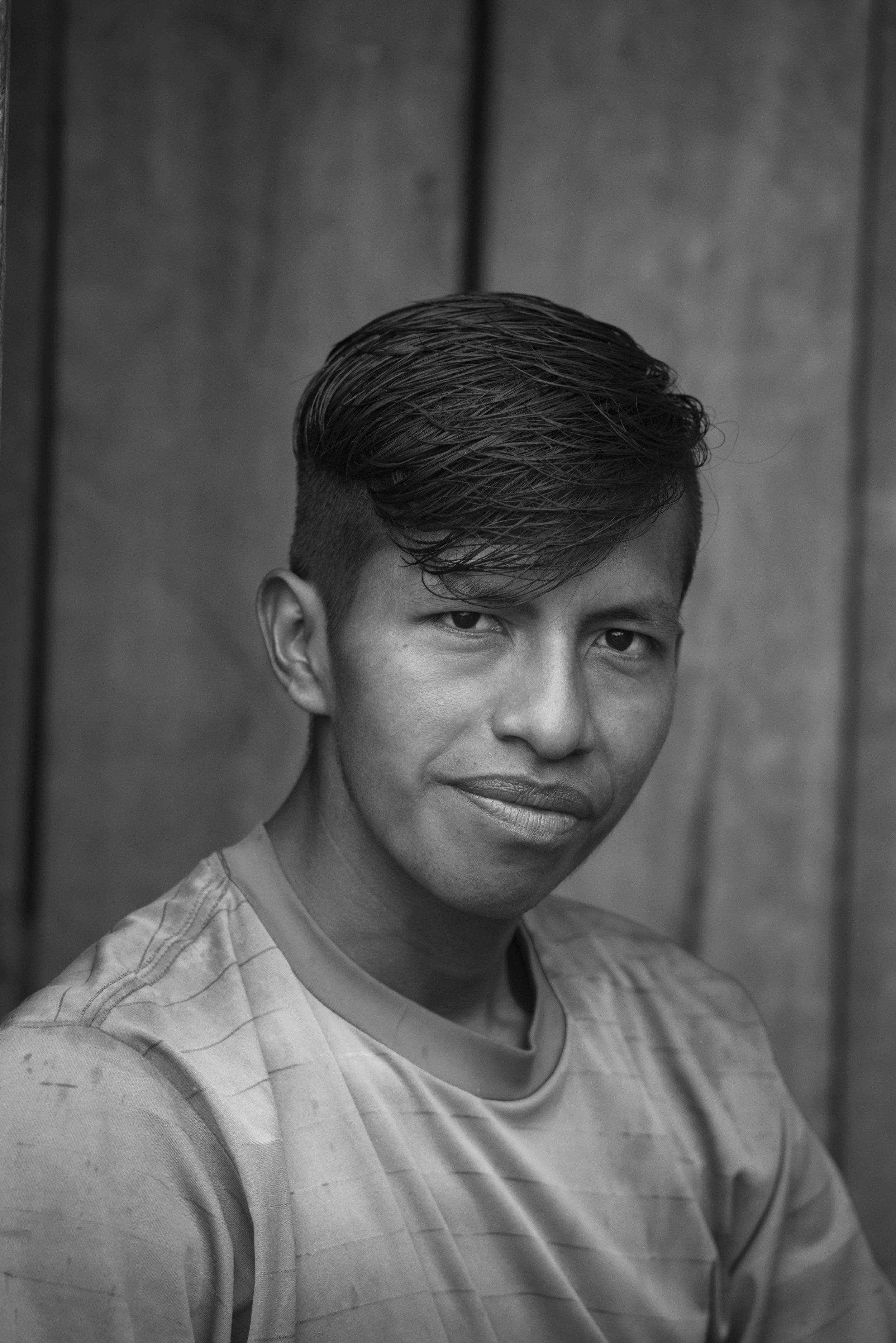 Alex Descanse Umenda, Solar Technician