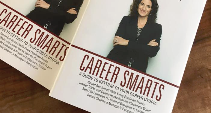 Get the Book - Career Smarts