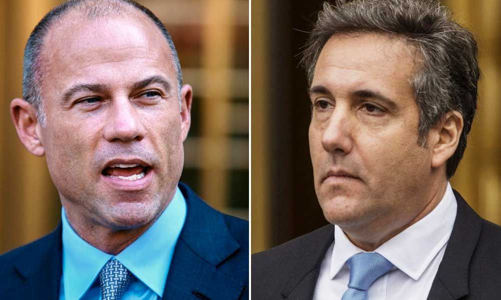 Michael Avenatti Just Revealed Cohen Received $500K From Russian Oligarch