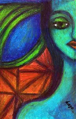 """""""Jacqueline""""copyright Haze McElhenn"""
