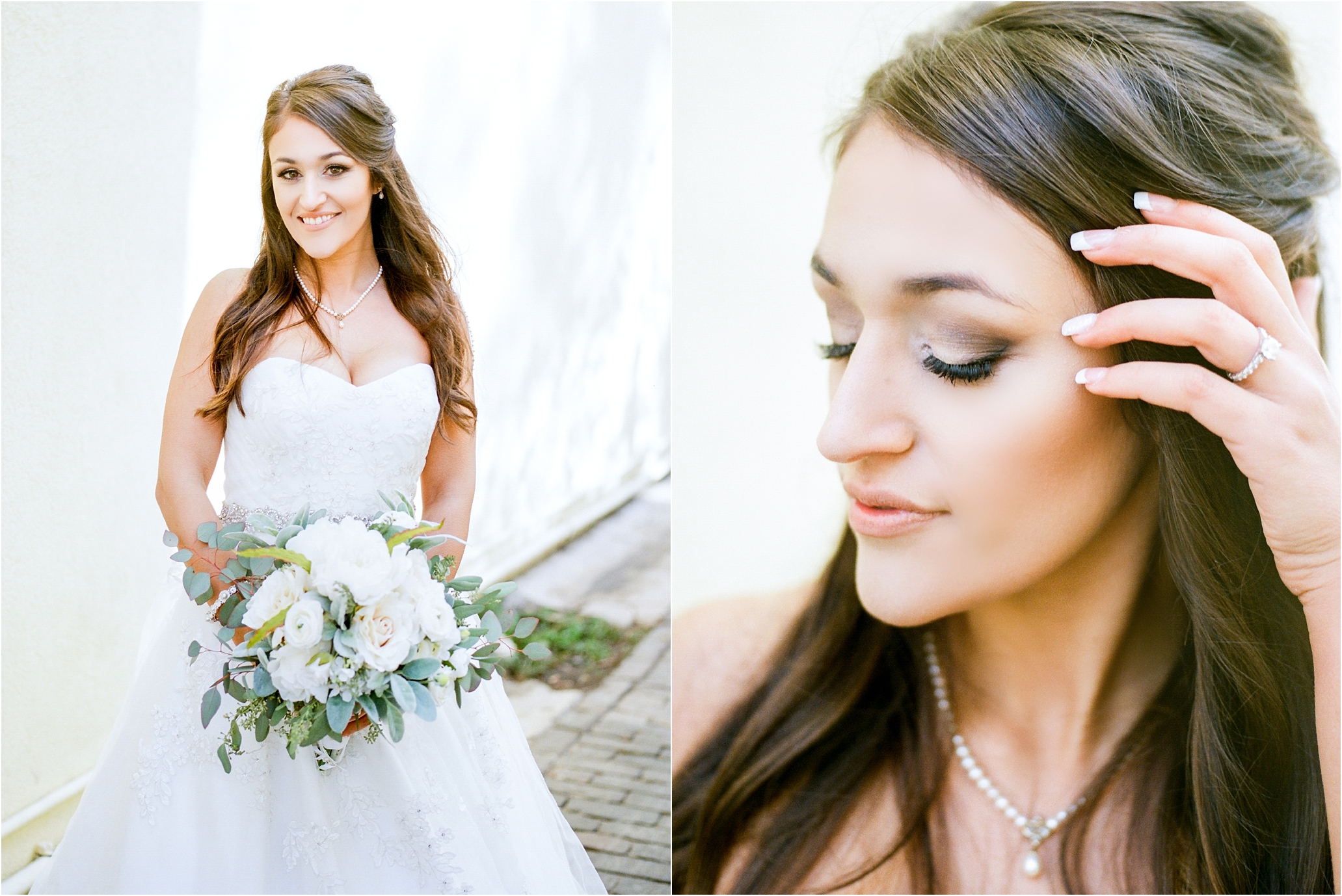 Lisa Silva Photography- Ponte Vedra Beach and Jacksonville, Florida Fine Art Film Wedding Photography- Wedding at The White Room Villa Blanca in St. Augustine, Florida_0015.jpg