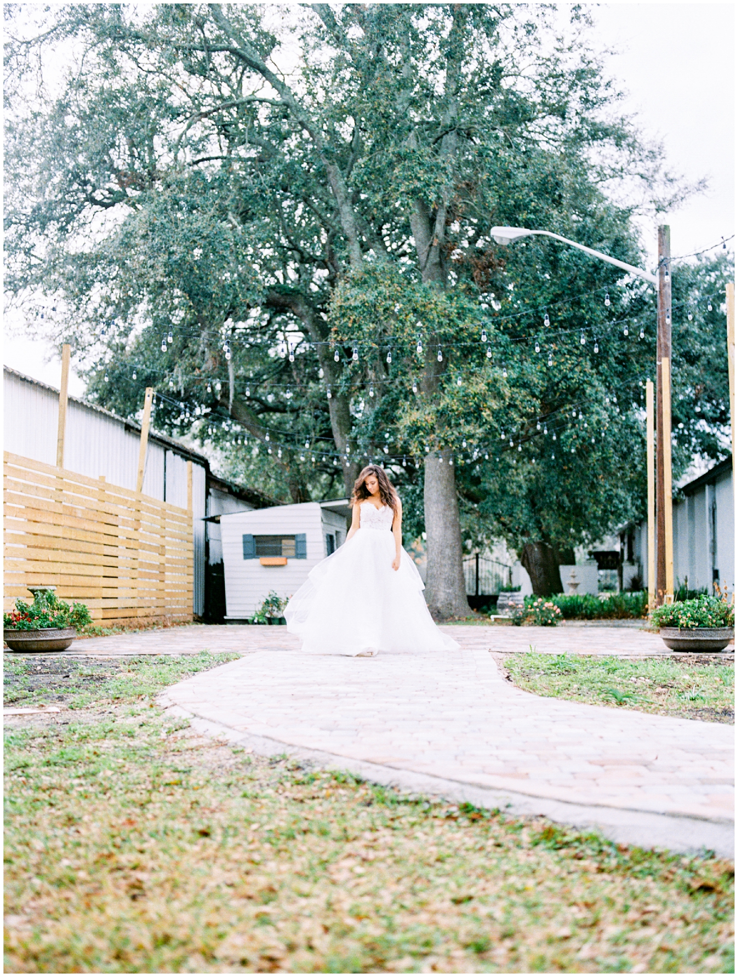 Lisa Silva Photography- Ponte Vedra Beach and Jacksonville, Florida Fine Art Film Wedding Photography- Spring Bridal Shoot at Ellie's Garden in San Marco, Jacksonville_0027.jpg