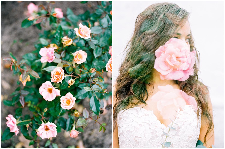 Lisa Silva Photography- Ponte Vedra Beach and Jacksonville, Florida Fine Art Film Wedding Photography- Spring Bridal Shoot at Ellie's Garden in San Marco, Jacksonville_0033.jpg