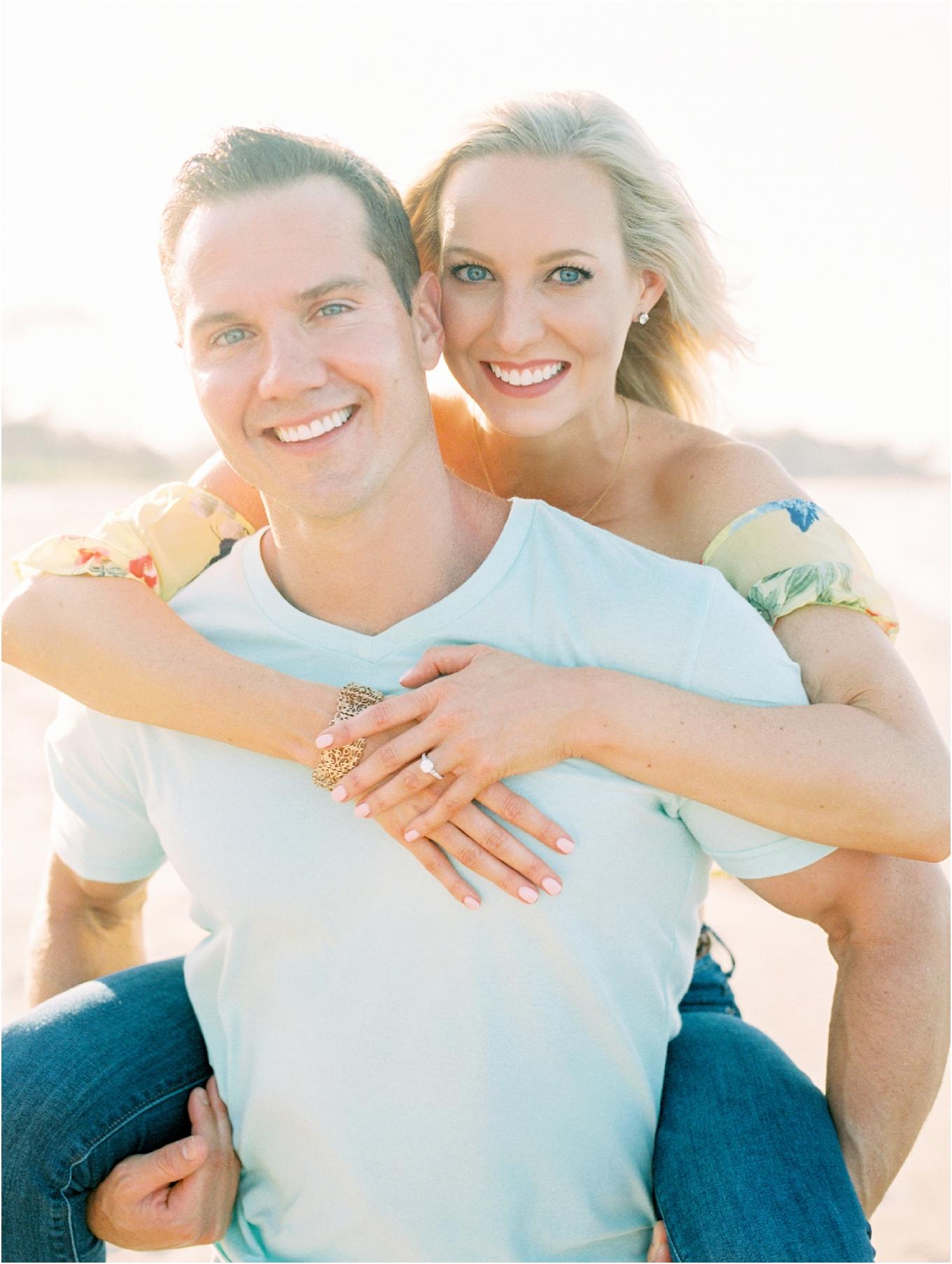 Lisa Silva Photography- Ponte Vedra Beach and Jacksonville, Florida Fine Art Film Wedding Photography- Engagement Shoot at Big Talbot Island_0009.jpg