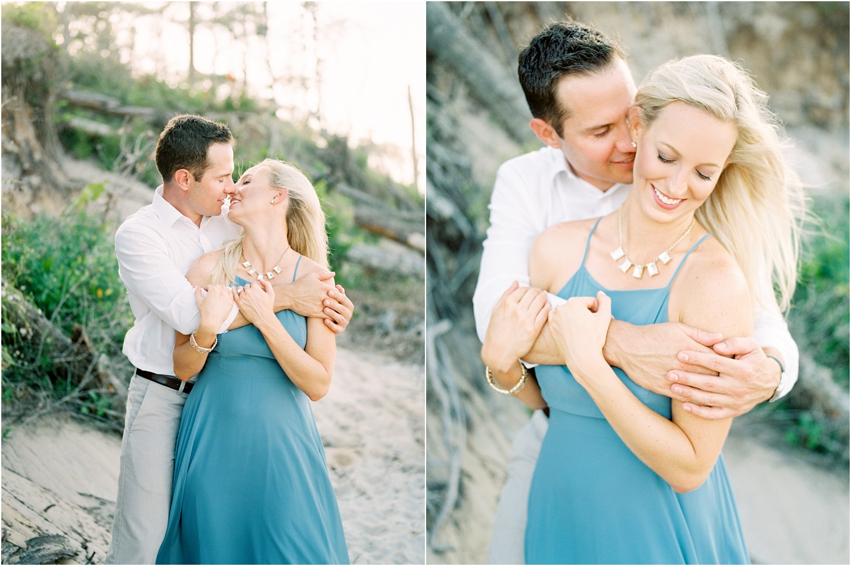 Lisa Silva Photography- Ponte Vedra Beach and Jacksonville, Florida Fine Art Film Wedding Photography- Engagement Shoot at Big Talbot Island_0018.jpg