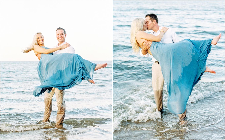 Lisa Silva Photography- Ponte Vedra Beach and Jacksonville, Florida Fine Art Film Wedding Photography- Engagement Shoot at Big Talbot Island_0035.jpg