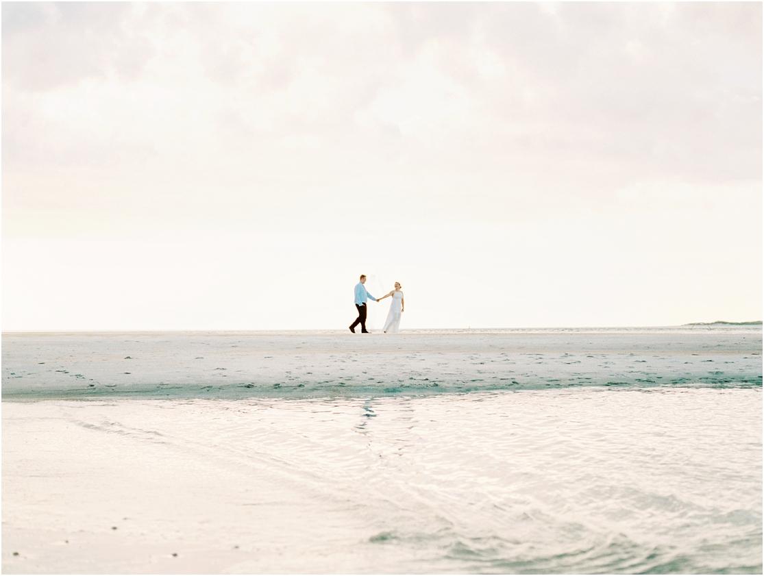 Lisa Silva Photography- Ponte Vedra Beach, St. Augustine and Jacksonville, Florida Fine Art Film Wedding Photography- Sunrise Engagement Session at  Vilano Beach_0000.jpg