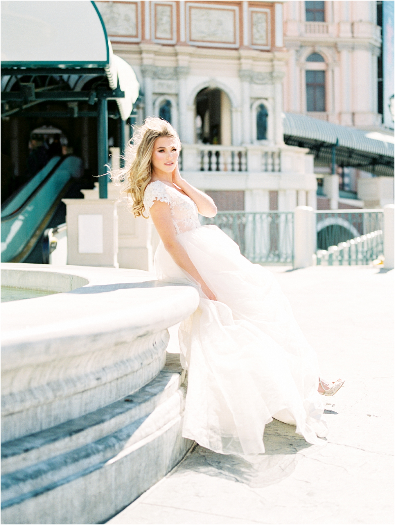 Lisa Silva Photography- Ponte Vedra Beach, St. Augustine and Jacksonville, Florida Fine Art Film Wedding and Boudoir Photography- Fine Art Film Bridal Editorial at the Venitian, Las Vegas_0025.jpg