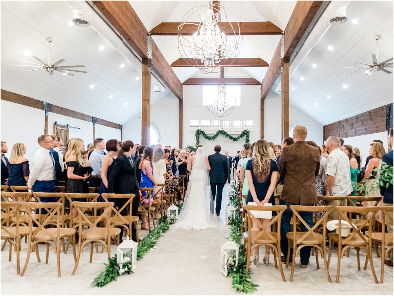 Lisa Silva Photography- Ponte Vedra Beach, St. Augustine and Jacksonville, Florida Fine Art Film Wedding and Boudoir Photography- Elegant Blush and Navy Wedding at Chandler Oaks Barn in St. Augustine, Florida_0062.jpg