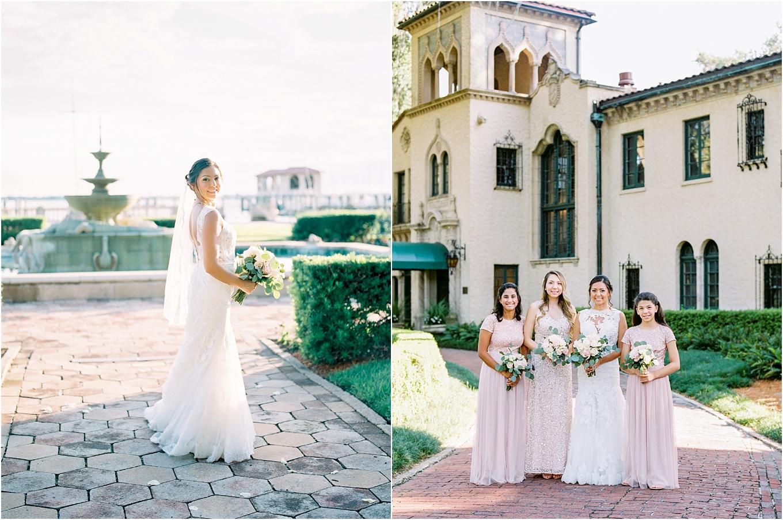 Lisa Silva Photography- Ponte Vedra Beach, St. Augustine and Jacksonville, Florida Fine Art Film Wedding and Boudoir Photography- Elegant Blush  Wedding at Epping Forest Yacht Club in Jacksonville, Florida_0038.jpg