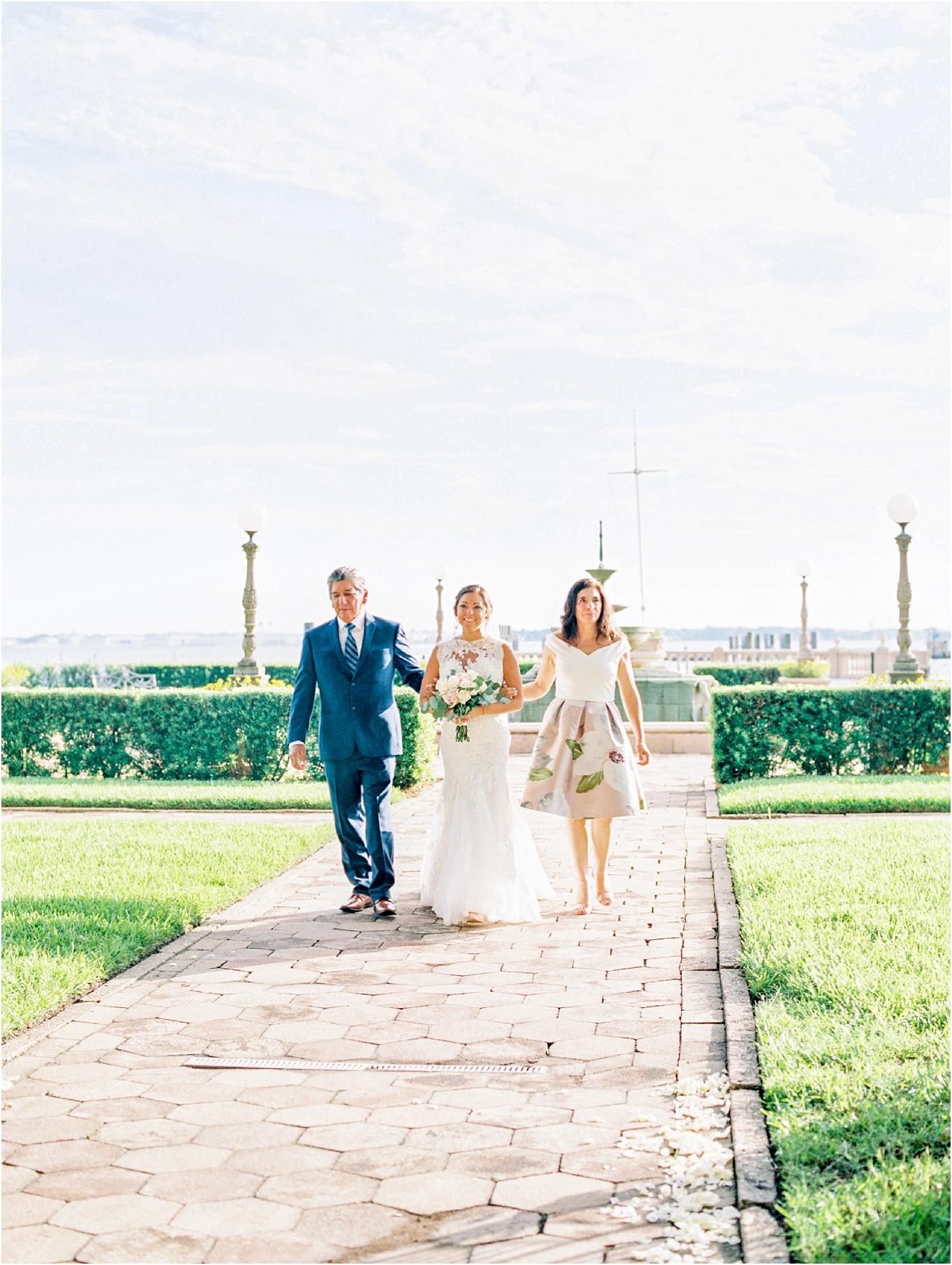 Lisa Silva Photography- Ponte Vedra Beach, St. Augustine and Jacksonville, Florida Fine Art Film Wedding and Boudoir Photography- Elegant Blush  Wedding at Epping Forest Yacht Club in Jacksonville, Florida_0047.jpg
