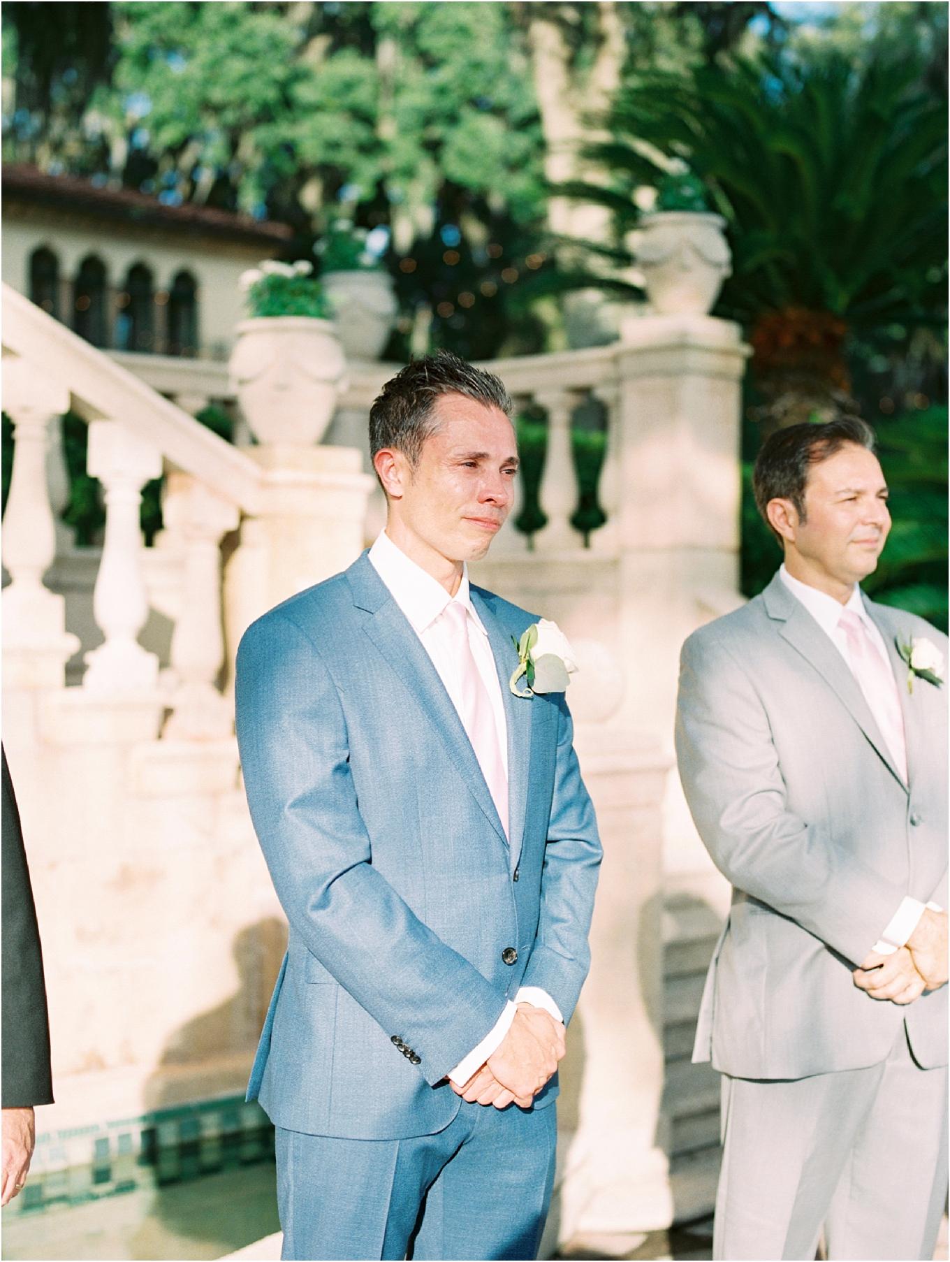 Lisa Silva Photography- Ponte Vedra Beach, St. Augustine and Jacksonville, Florida Fine Art Film Wedding and Boudoir Photography- Elegant Blush  Wedding at Epping Forest Yacht Club in Jacksonville, Florida_0048.jpg