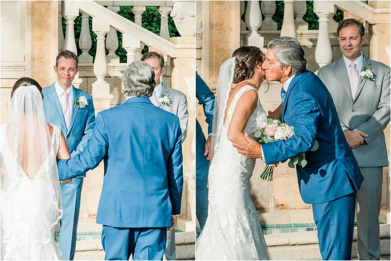 Lisa Silva Photography- Ponte Vedra Beach, St. Augustine and Jacksonville, Florida Fine Art Film Wedding and Boudoir Photography- Elegant Blush  Wedding at Epping Forest Yacht Club in Jacksonville, Florida_0051.jpg
