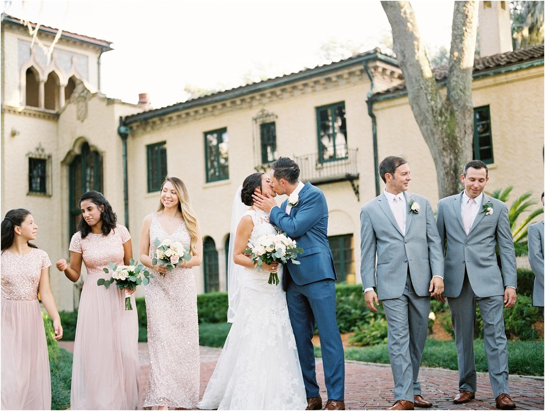 Lisa Silva Photography- Ponte Vedra Beach, St. Augustine and Jacksonville, Florida Fine Art Film Wedding and Boudoir Photography- Elegant Blush  Wedding at Epping Forest Yacht Club in Jacksonville, Florida_0068.jpg