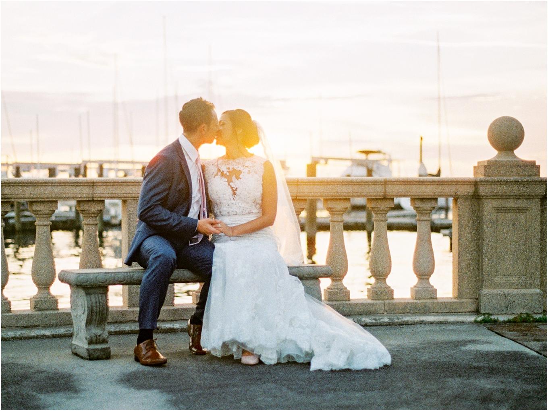 Lisa Silva Photography- Ponte Vedra Beach, St. Augustine and Jacksonville, Florida Fine Art Film Wedding and Boudoir Photography- Elegant Blush  Wedding at Epping Forest Yacht Club in Jacksonville, Florida_0080.jpg