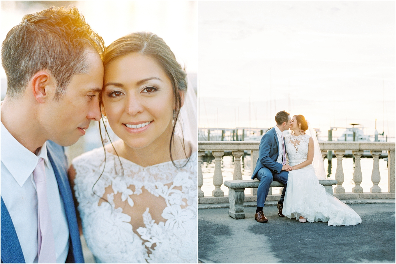 Lisa Silva Photography- Ponte Vedra Beach, St. Augustine and Jacksonville, Florida Fine Art Film Wedding and Boudoir Photography- Elegant Blush  Wedding at Epping Forest Yacht Club in Jacksonville, Florida_0081.jpg
