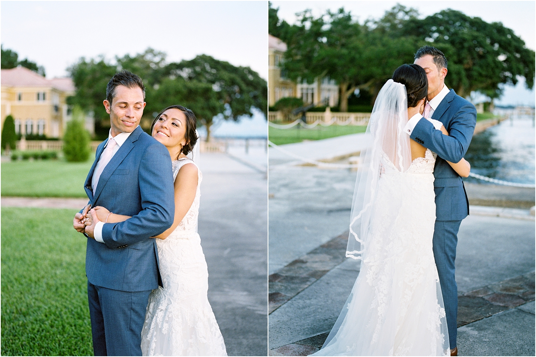 Lisa Silva Photography- Ponte Vedra Beach, St. Augustine and Jacksonville, Florida Fine Art Film Wedding and Boudoir Photography- Elegant Blush  Wedding at Epping Forest Yacht Club in Jacksonville, Florida_0083.jpg