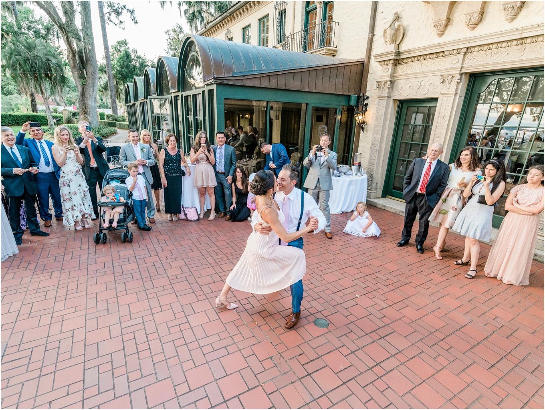 Lisa Silva Photography- Ponte Vedra Beach, St. Augustine and Jacksonville, Florida Fine Art Film Wedding and Boudoir Photography- Elegant Blush  Wedding at Epping Forest Yacht Club in Jacksonville, Florida_0089.jpg