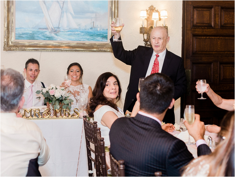 Lisa Silva Photography- Ponte Vedra Beach, St. Augustine and Jacksonville, Florida Fine Art Film Wedding and Boudoir Photography- Elegant Blush  Wedding at Epping Forest Yacht Club in Jacksonville, Florida_0109.jpg