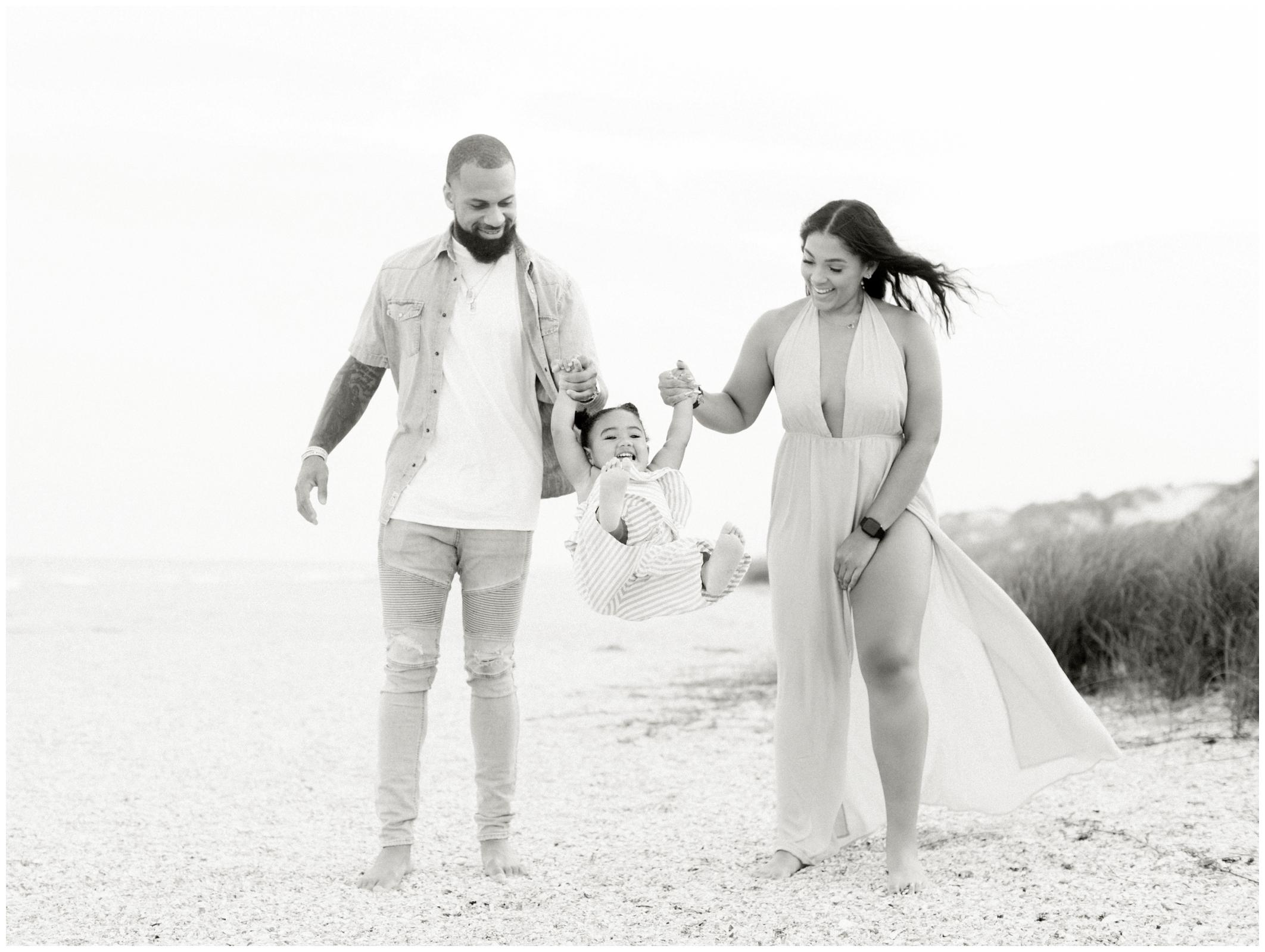 Lisa Silva Photography- Ponte Vedra Beach, St. Augustine and Jacksonville, Florida Fine Art Film Destination Wedding Photography- Family Lifestyle Session at Guana Preserve_0037.jpg
