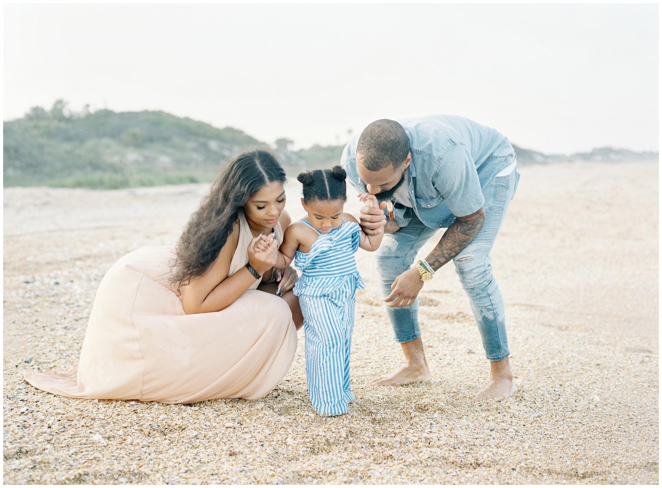 Lisa Silva Photography- Ponte Vedra Beach, St. Augustine and Jacksonville, Florida Fine Art Film Destination Wedding Photography- Family Lifestyle Session at Guana Preserve_0040.jpg