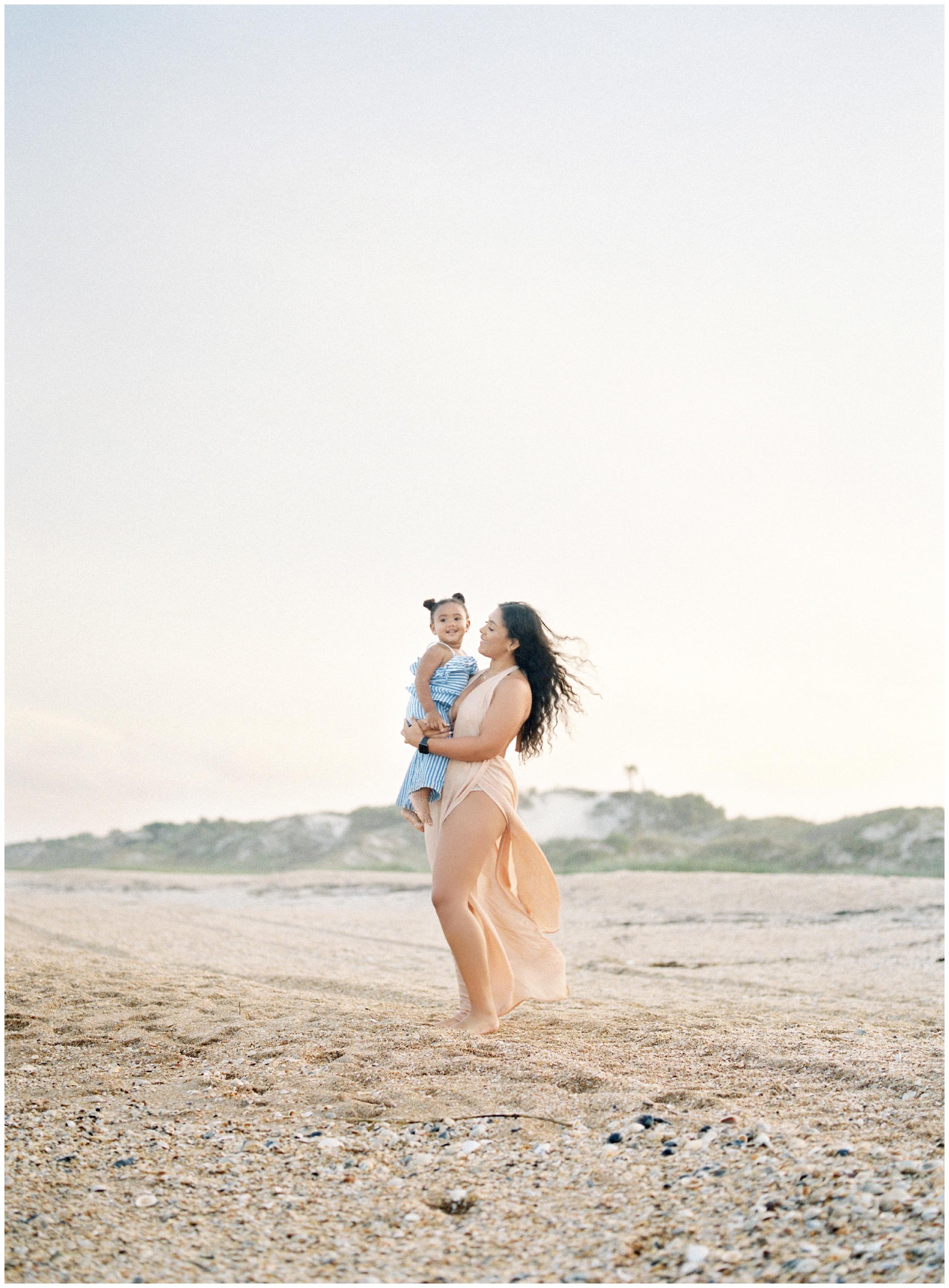 Lisa Silva Photography- Ponte Vedra Beach, St. Augustine and Jacksonville, Florida Fine Art Film Destination Wedding Photography- Family Lifestyle Session at Guana Preserve_0038a.jpg