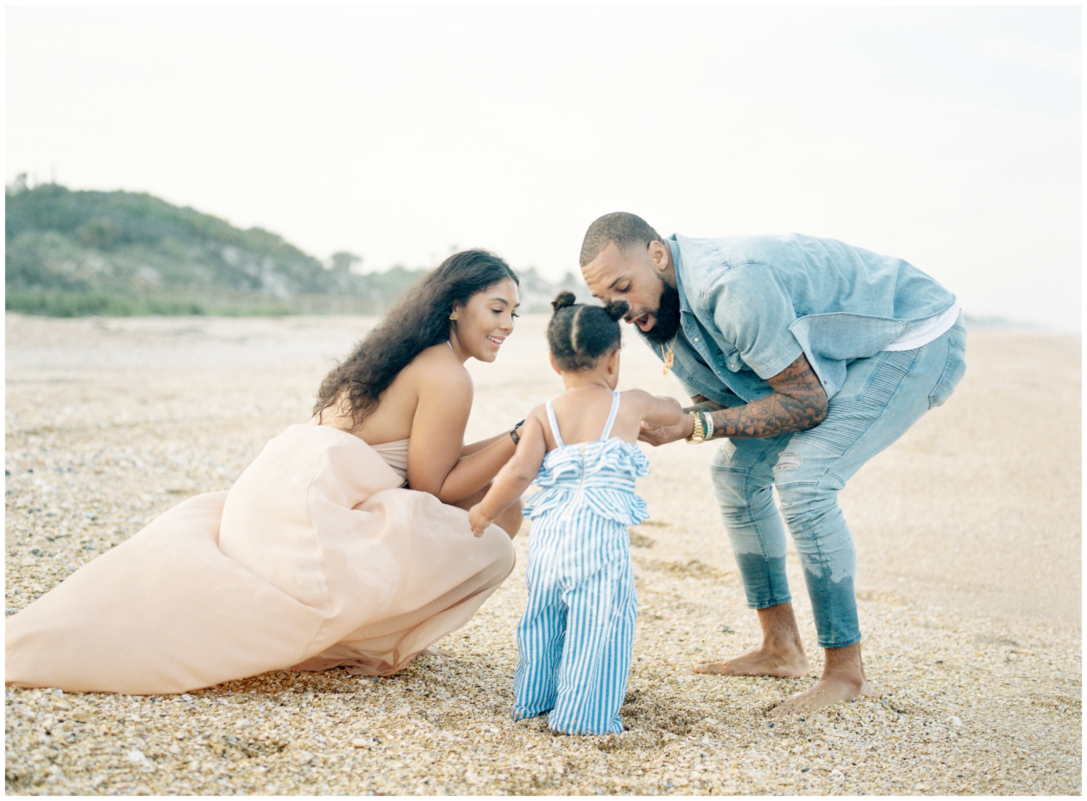 Lisa Silva Photography- Ponte Vedra Beach, St. Augustine and Jacksonville, Florida Fine Art Film Destination Wedding Photography- Family Lifestyle Session at Guana Preserve_0054.jpg