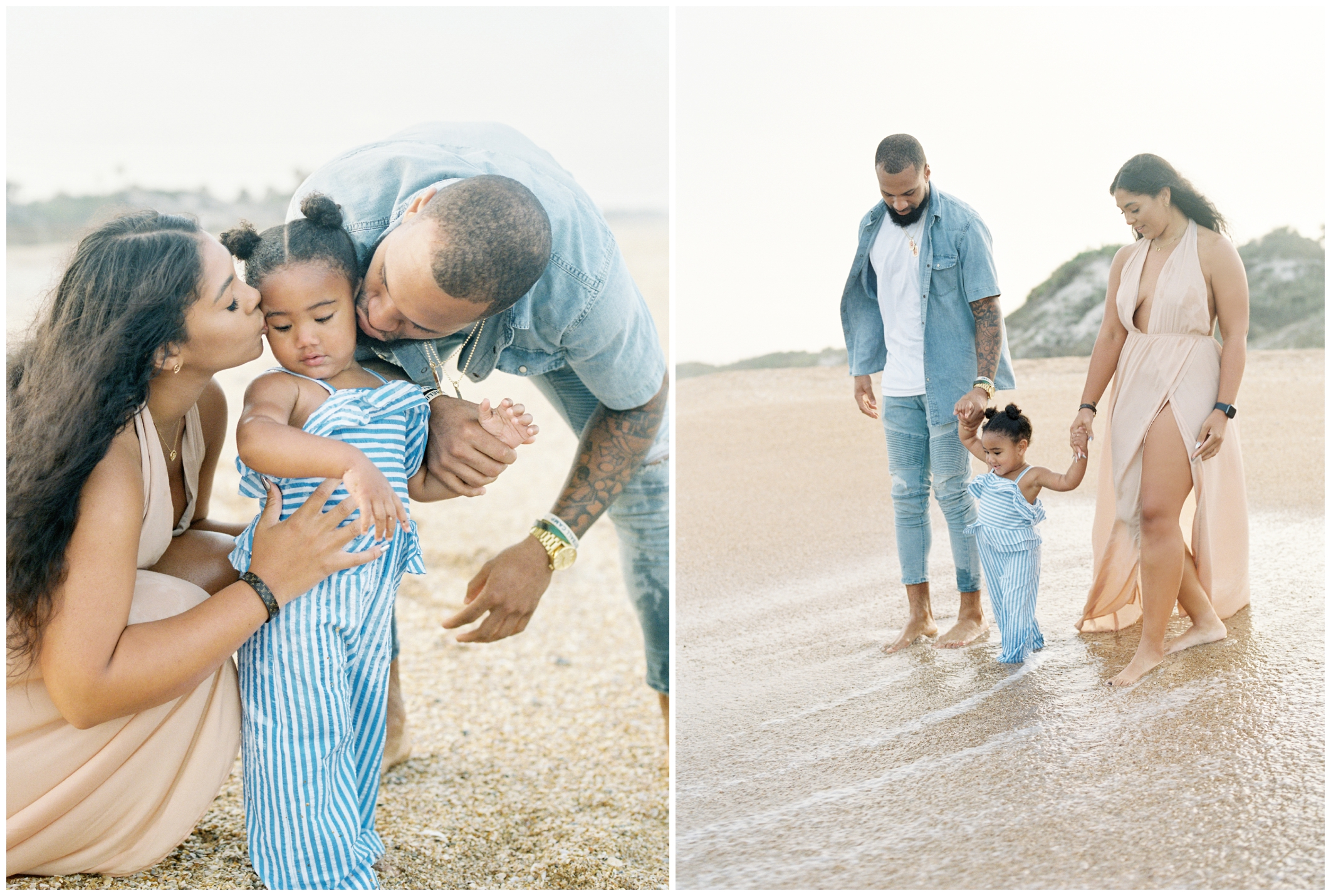 Lisa Silva Photography- Ponte Vedra Beach, St. Augustine and Jacksonville, Florida Fine Art Film Destination Wedding Photography- Family Lifestyle Session at Guana Preserve_0055.jpg