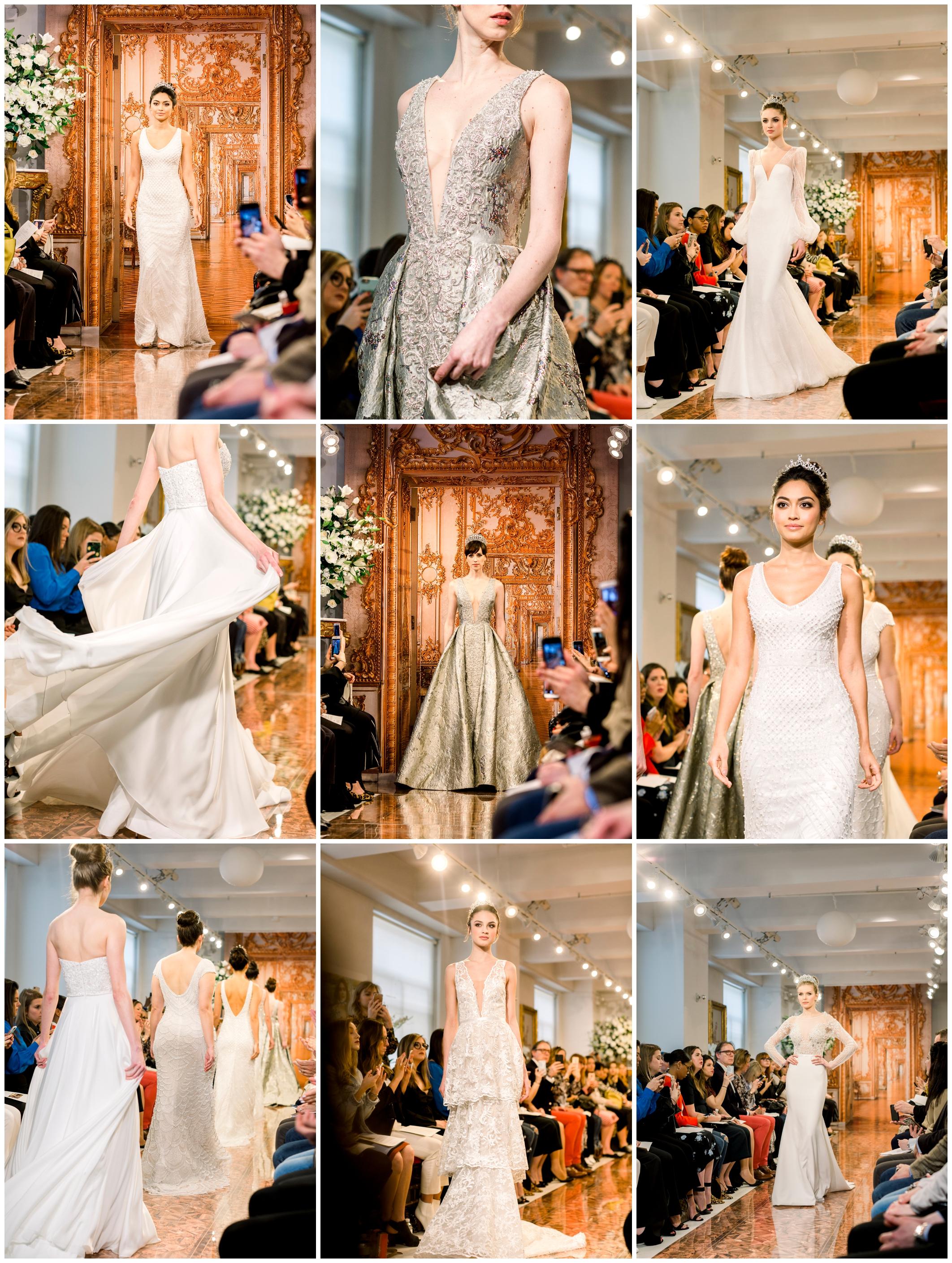 Theia Couture fashion show