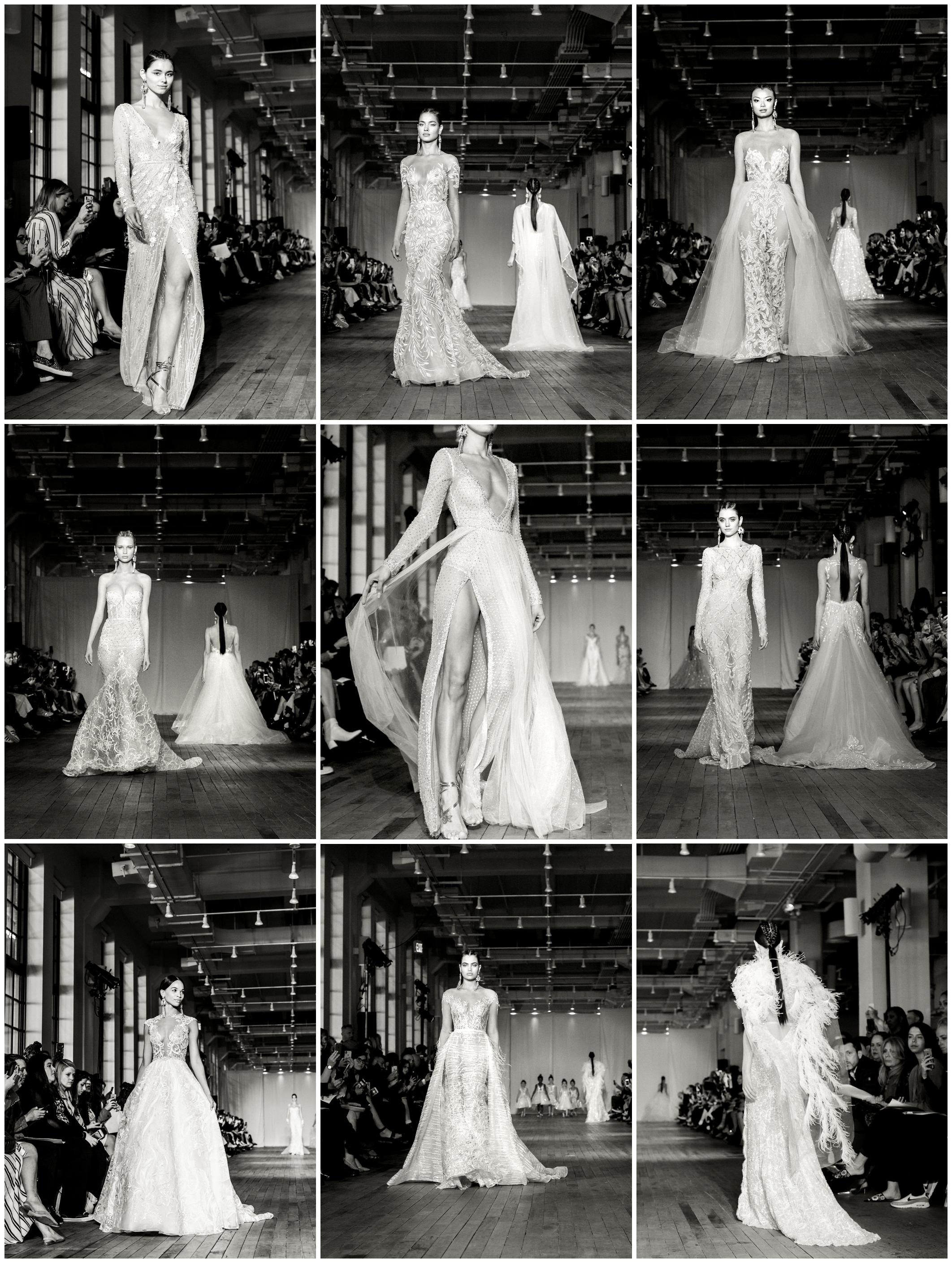 Berta fashion show