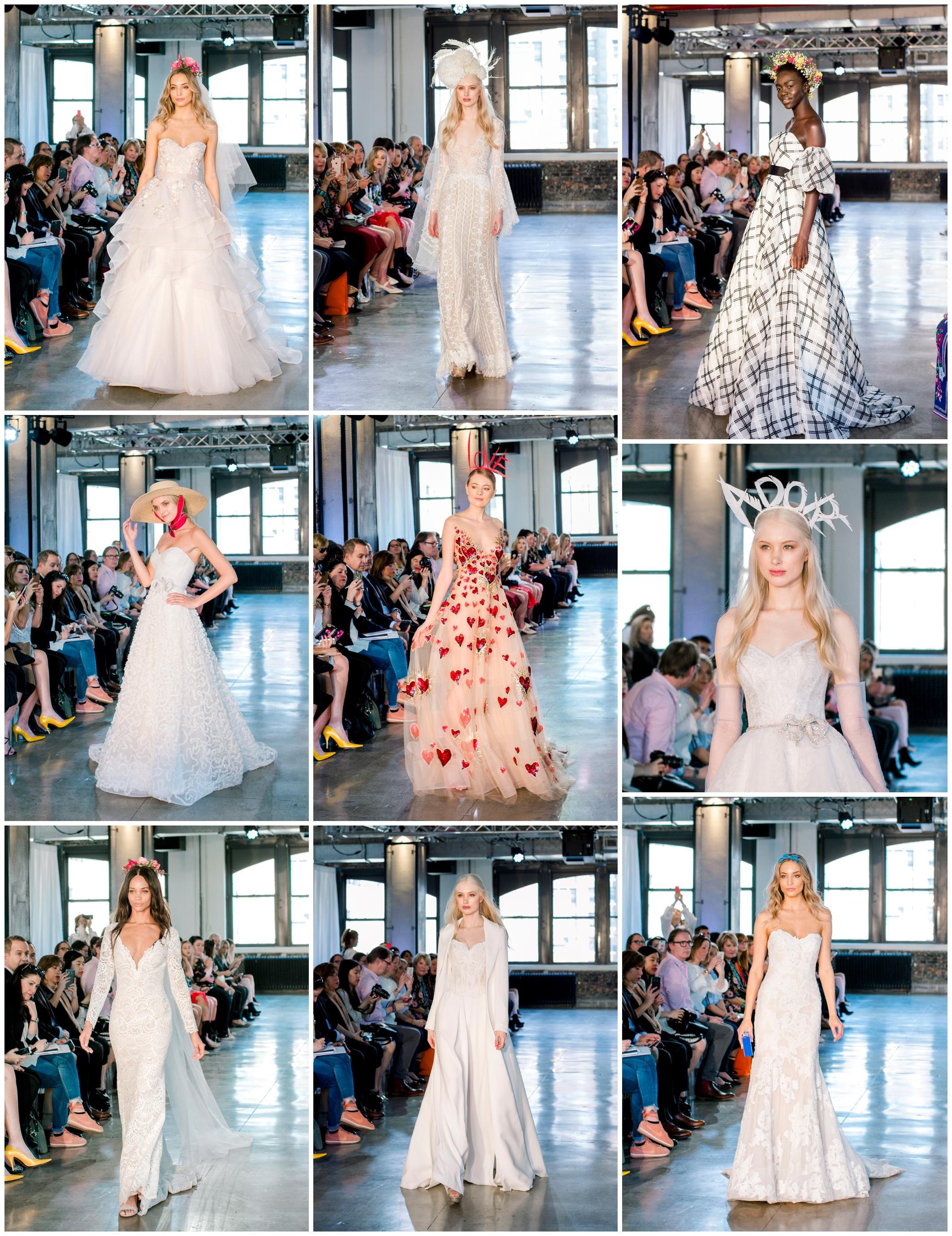 Watters Bridal fashion show