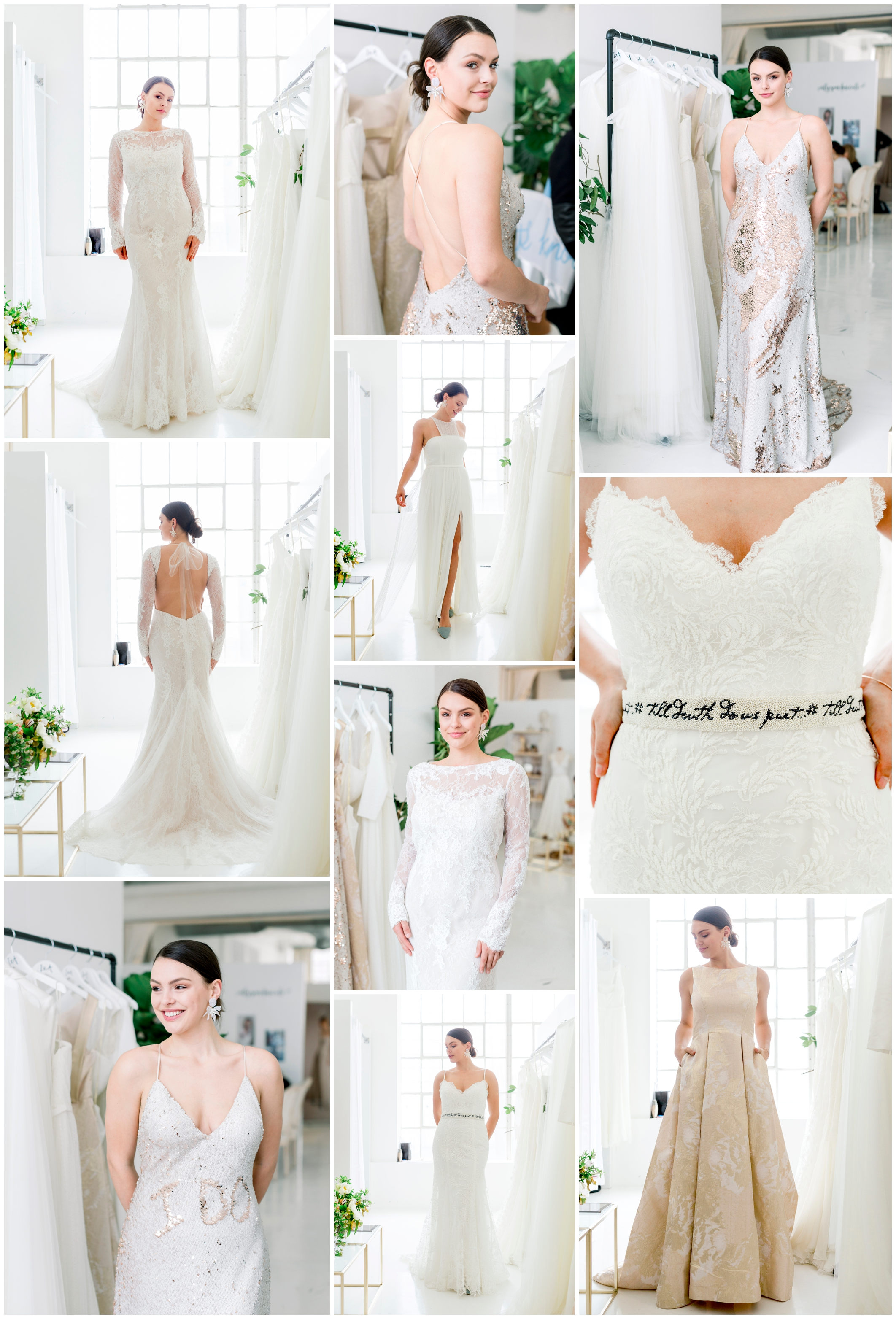Ivy & Aster at One Fine Day Bridal Market