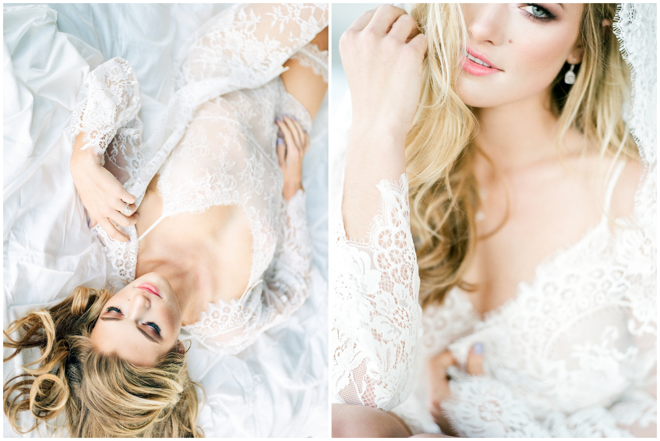 Boudoir Editorial at Haus 820 | Lakeland, Florida