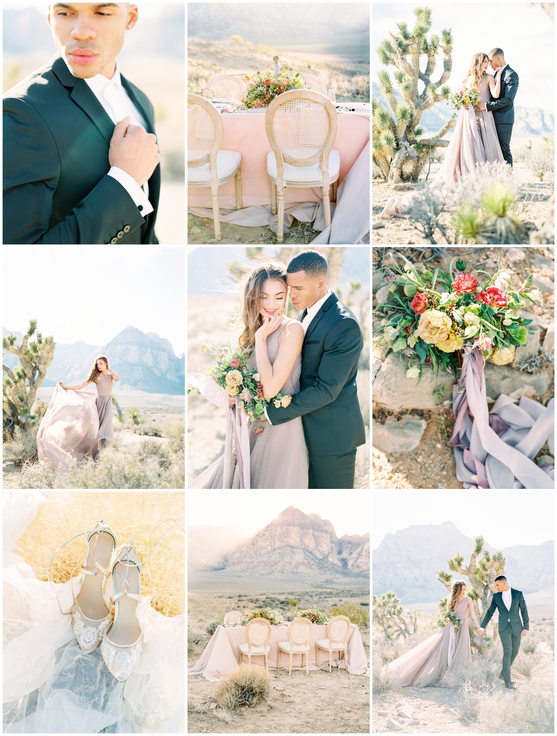 Editorial at Red Rock Canyon | Las Vegas, Nevada
