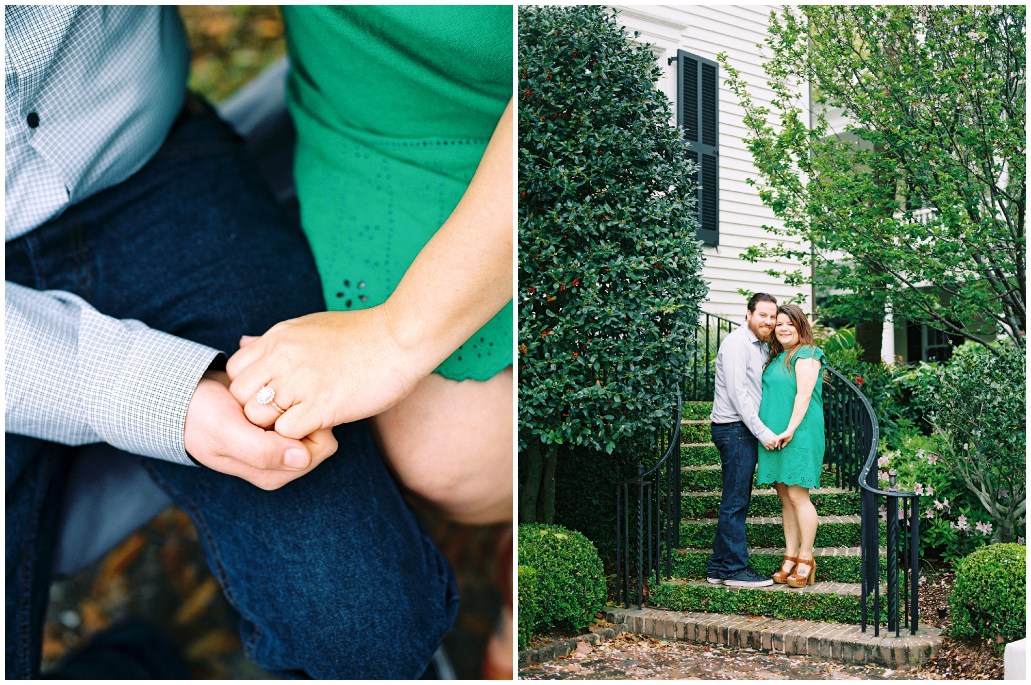 Christen and Pat | Charleston, South Carolina