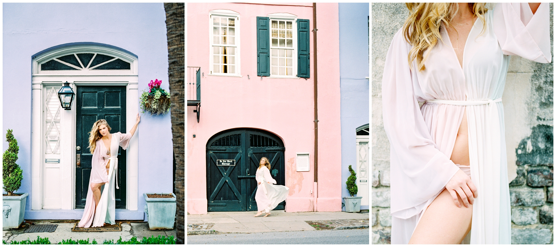 Domenica Domenica Editorial | Charleston, South Carolina