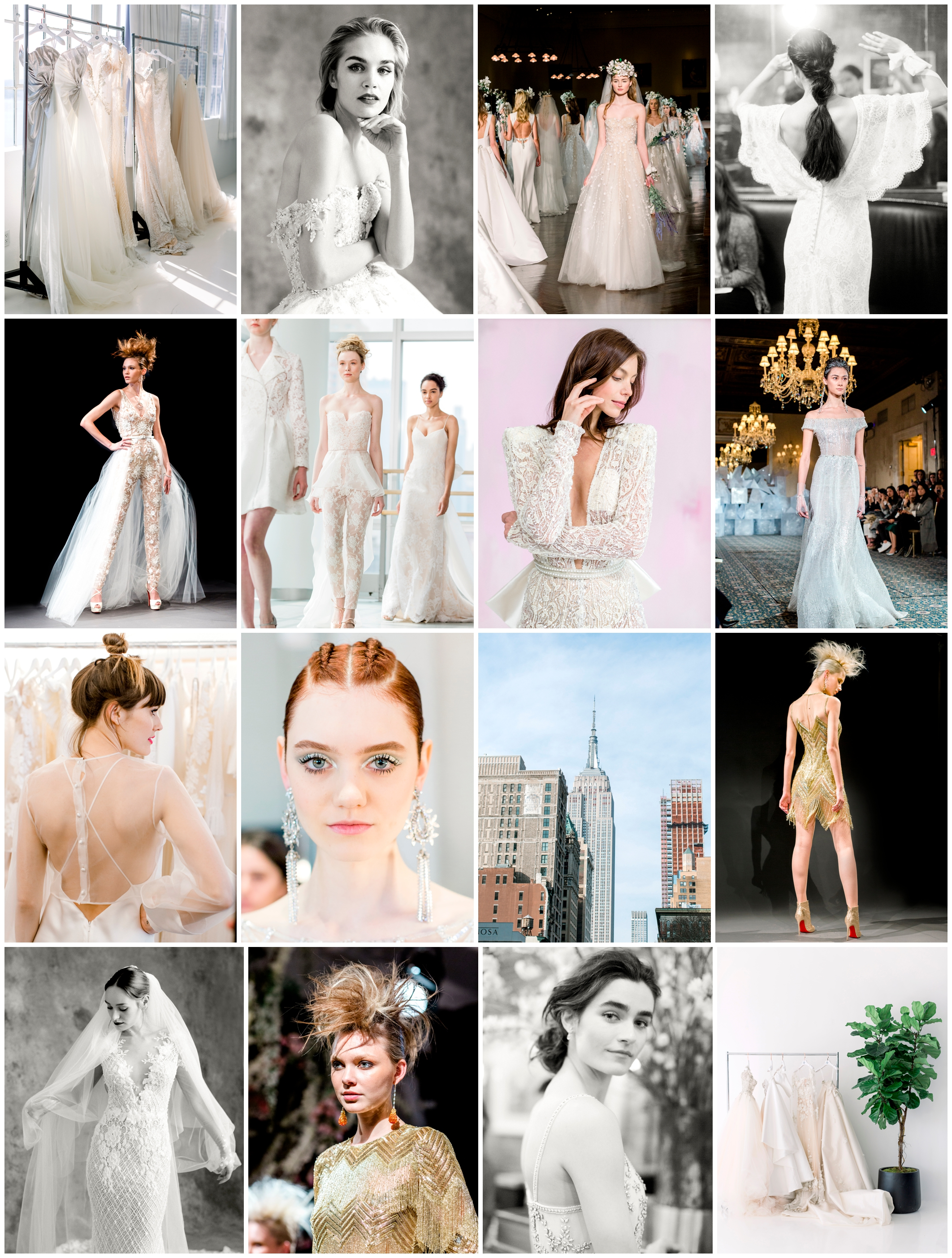 New York Bridal Fashion Week | New York, New York