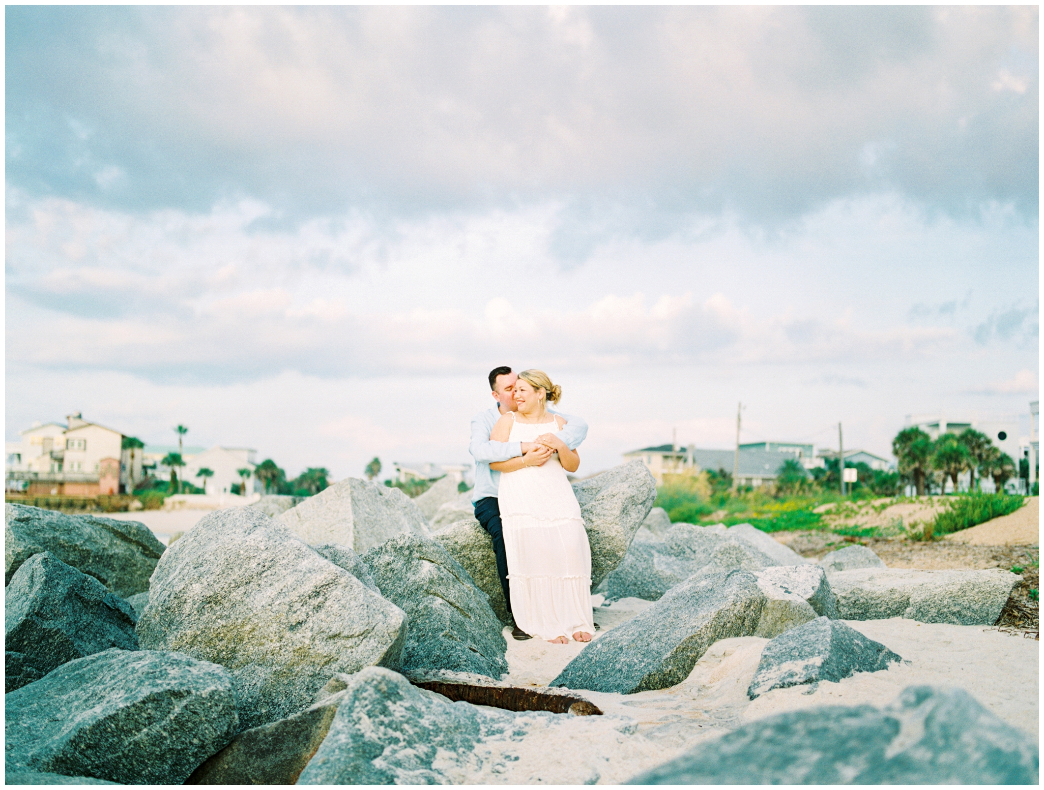 Catie and Chris | Vilano Beach, Florida