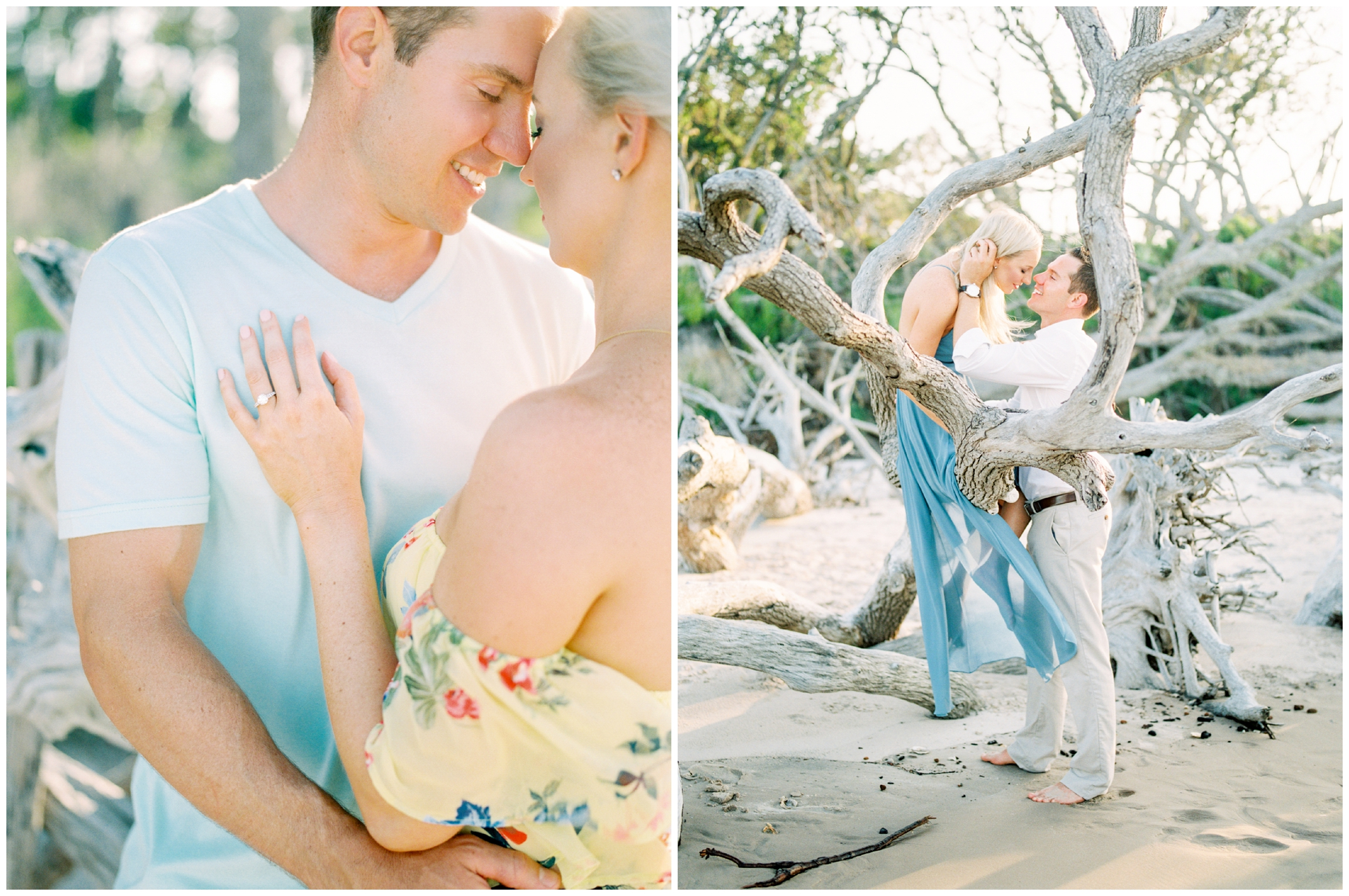 Sara and Shawn | Big Talbot Island, Florida