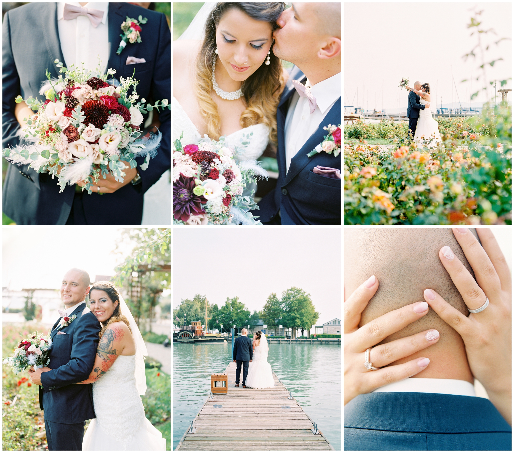 Barbara and Attila's Wedding | Lake Balaton, Hungary