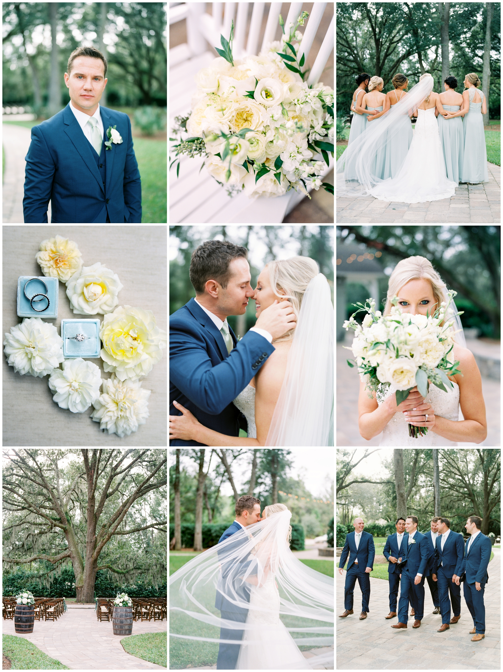 Sara and Shawn | Bowing Oaks Plantation | Jacksonville, Florida