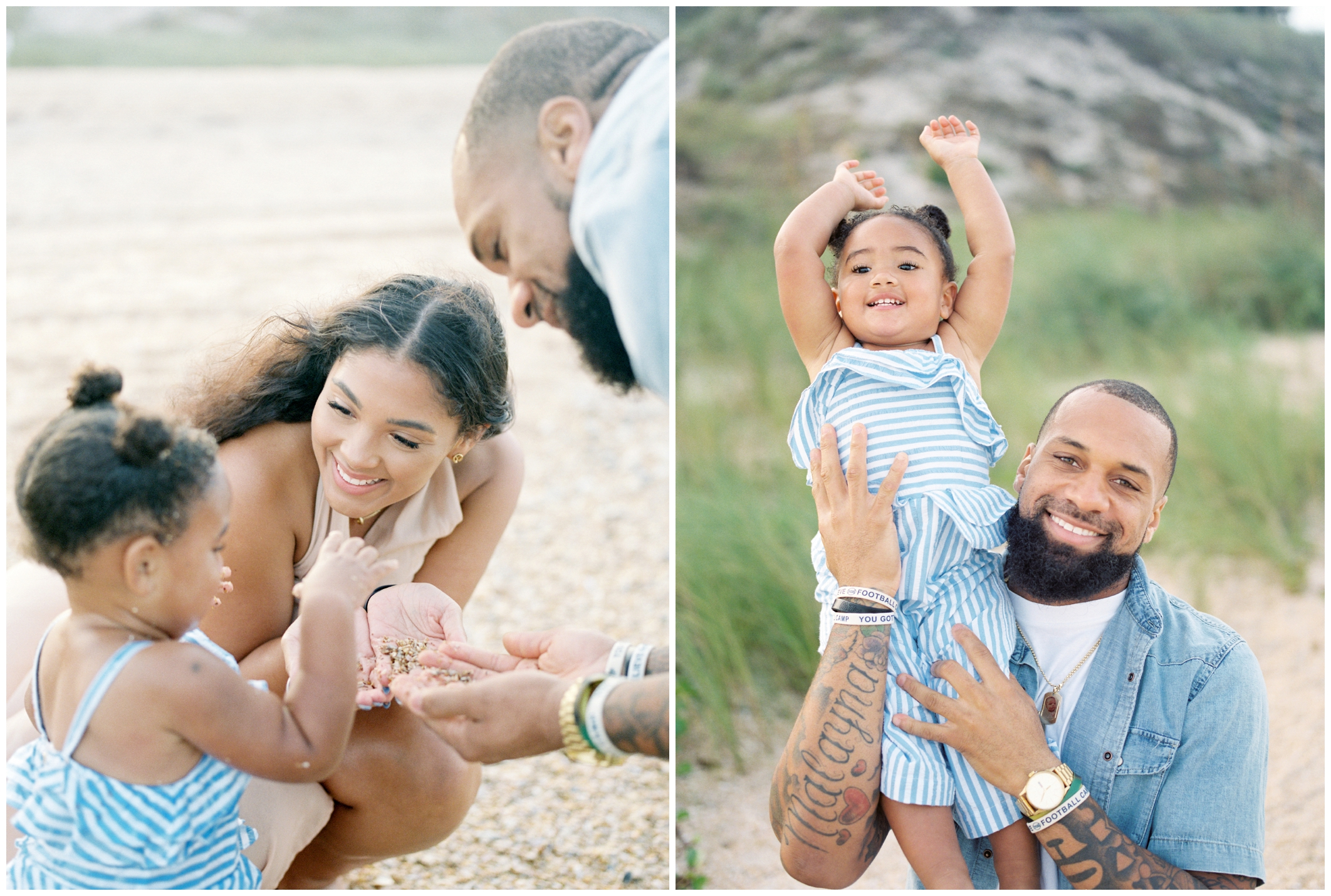 Donte, Shay, and Milah | Ponte Vedra Beach, Florida