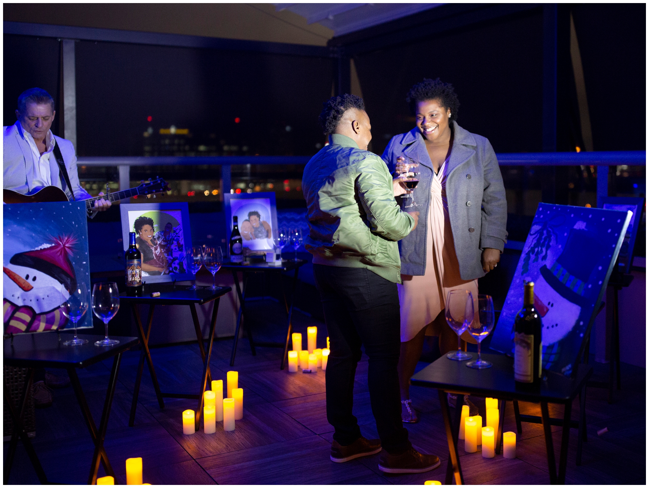 Surprise double proposal at river and post, jacksonville, florida - Lisa Silva Photography_0183.jpg