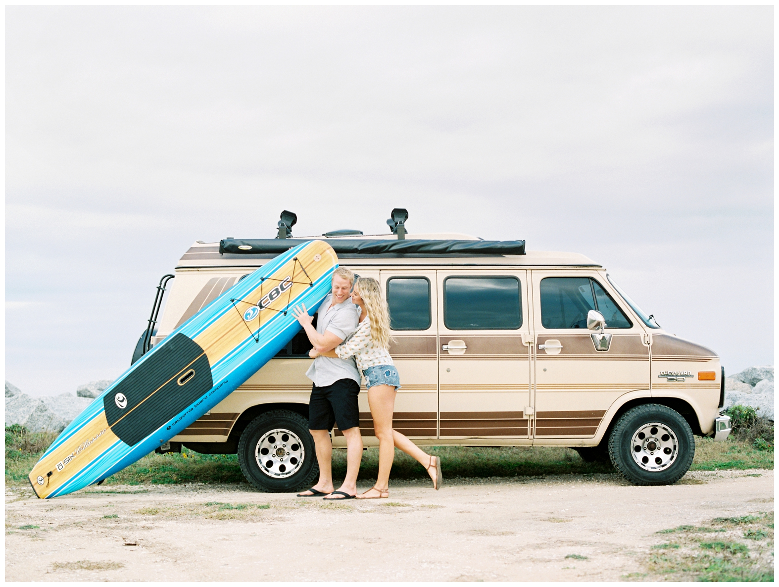 Lisa Silva Photography -Beachy Lifestyle Engagement Session in Palm Coast Florida - Jacksonville Film Photograpgers_0010a.jpg