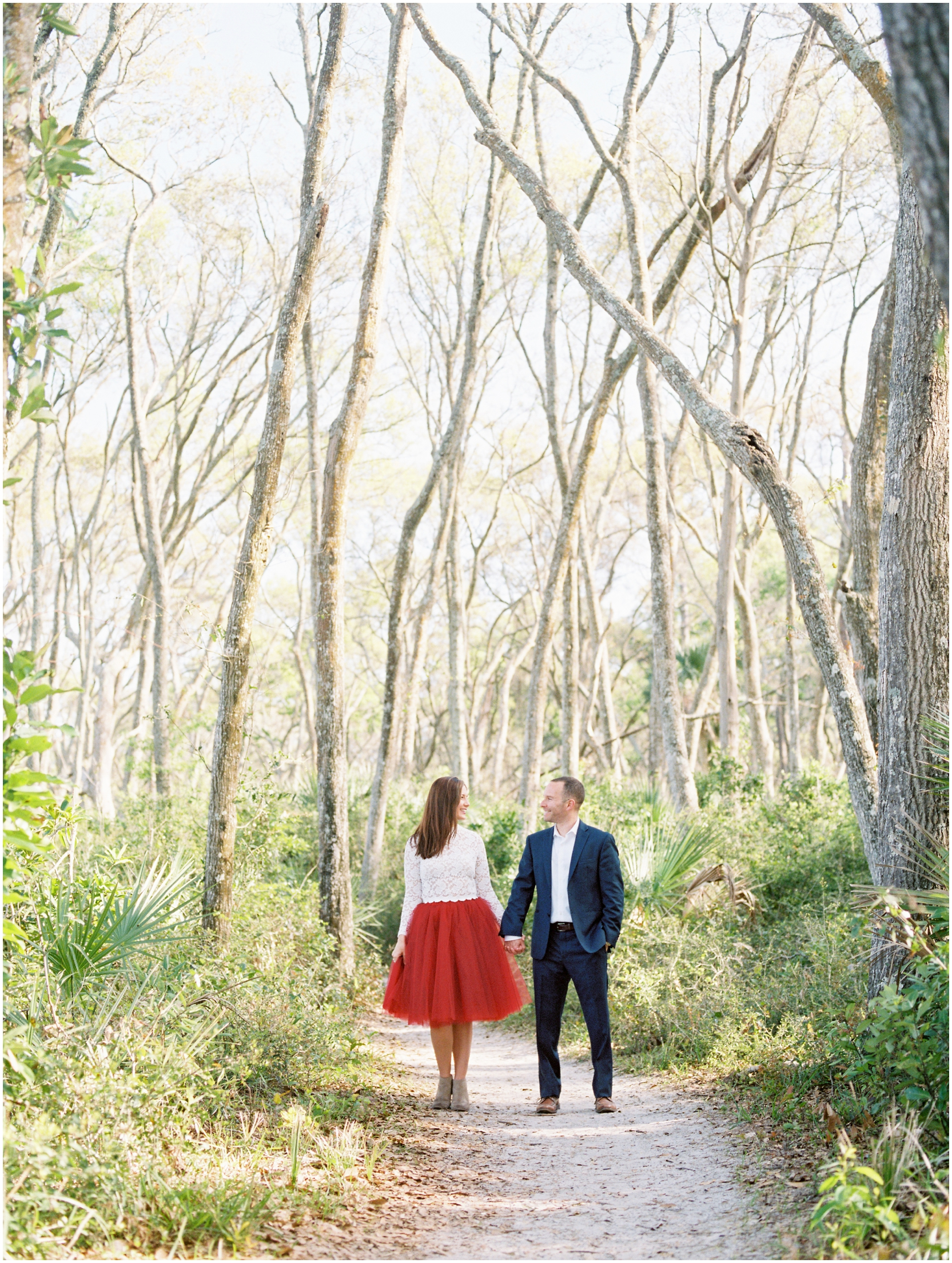 Lisa Silva Photography -Engagement Session at Big Talbot Island- Jacksonville and North East Florida Fine Art Film Photographer_0001.jpg