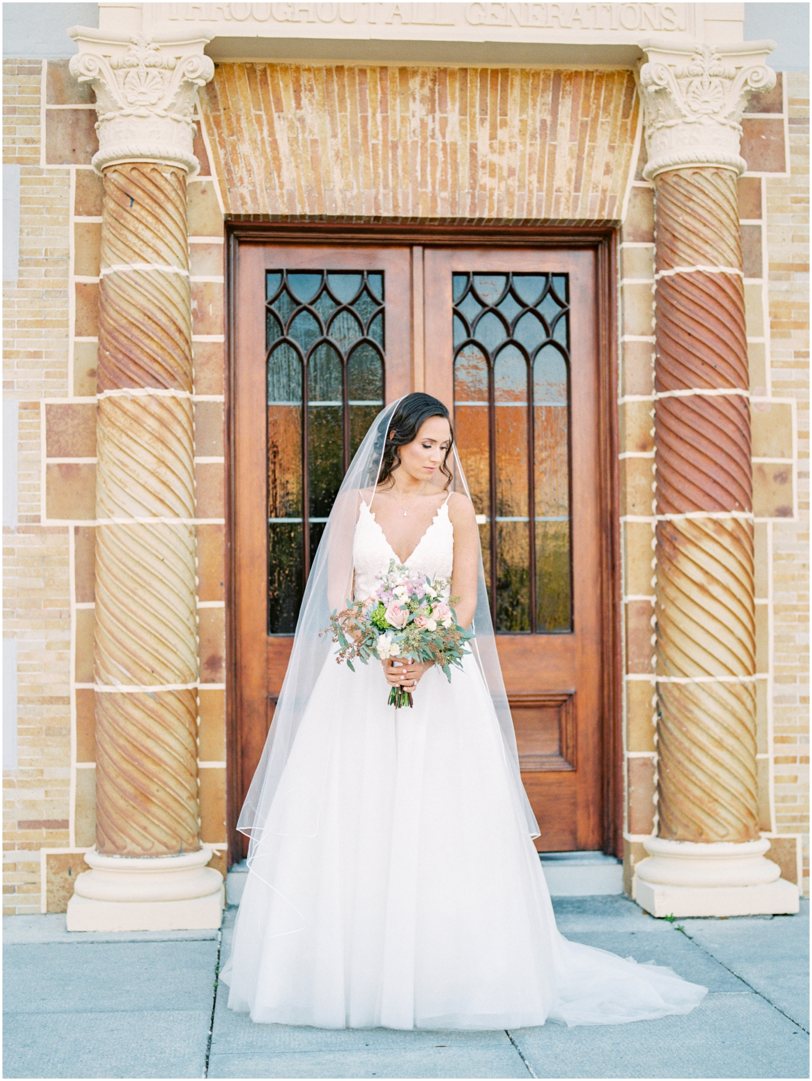 Lisa Silva Photography -Bridal Portrait Session in St. Augustine, Florida- Jacksonville and North East Florida Fine Art Film Photographer_0002.jpg